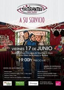 circo y teatro solidario ELA España