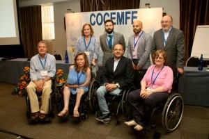 comisión ejecutiva COCEMFE