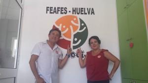 Mariano Peña y Carmen Frigolet
