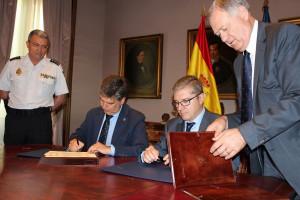 convenio Plena Inclusión Madrid-CNP
