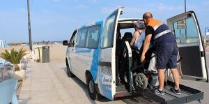 transporte adaptado COCEMFE Valencia