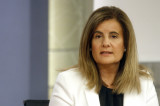 Fátima Báñez sustituye a Alfonso Alonso en el Ministerio
