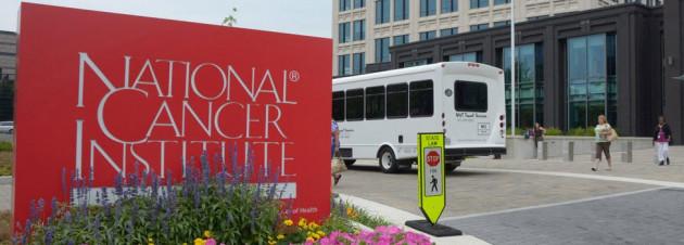 Sede del NCI (National Cancer Institute) de Estados Unidos.