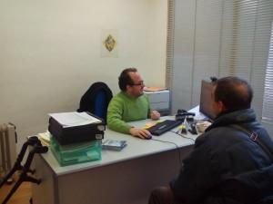 orientación laboral FAMDIF COCEMFE Murcia