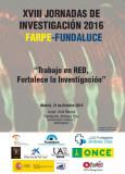 XVIII Jornadas de Investigación FARPE-FUNDALUCE, el viernes en Madrid