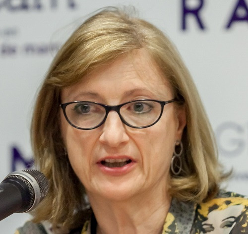 Montserrat Domènech, presidenta de FECMA
