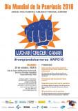 Jornada de Acción Psoriasis en Madrid por el Día Mundial de la Psoriasis
