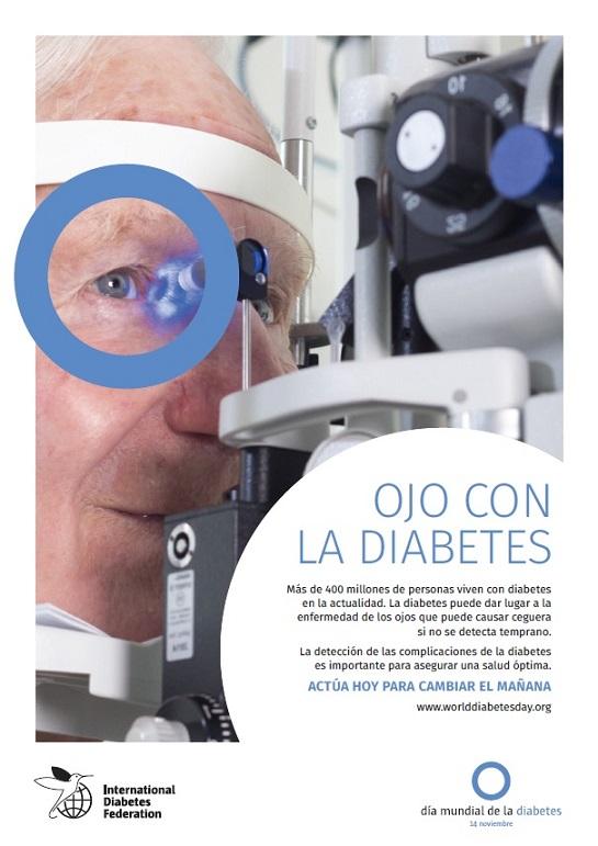 importancia del fondo de ojo en diabetes