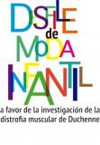 Desfile de moda infantil para la investigación de la distrofia de Duchenne