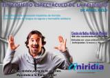 Espectáculo de Ángel Rielo a beneficio de la Asociación Española de Aniridia