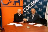 Convenio de COCEMFE y la Plataforma de Organizaciones de Pacientes