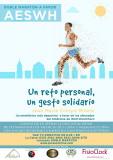Reto 'Doble Maratón' para recaudar fondos a favor de la AESWH