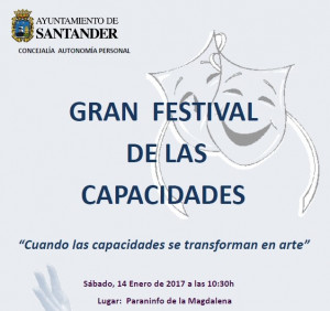 Gran Festival de las Capacidades 2017