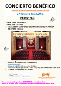concierto benéfico ASEMPA