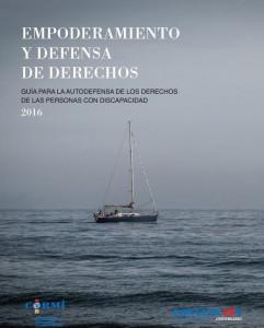guía 'Empoderamiento y defensa de derechos'