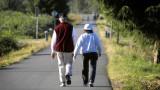 Los pacientes con diabetes tipo 2 deben pasear 10 minutos tras cada comida