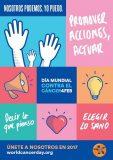 'Nosotros podemos. Yo puedo' en el Día Mundial contra el Cáncer