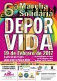 Marcha Solidaria de ALUSVI a beneficio de la Fundación Josep Carreras