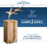 Convocada la tercera edición del Foro Premios Albert Jovell