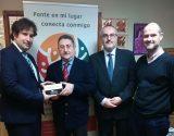 Donación de 6.994 euros de Bankia a la Asociación Cántabra Pro Salud Mental