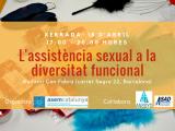 Jornada 'La asistencia sexual a la diversidad funcional' de ASEM Catalunya