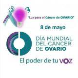 'El poder de tu Voz', este lunes en el Día Mundial del Cáncer de Ovario