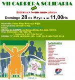 'VII Carrera Solidaria Pro Enfermos Neuromusculares' de ASEMPA