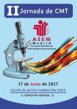 'II Jornada de Charcot Marié Tooth' de ASEM Madrid, el 17 de junio en Madrid