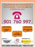 Servicio de Atención Telefónica para pacientes de fibromialgia y familiares