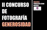 II Concurso de Fotografía 'Generosidad' de Fundación CERMI Mujeres