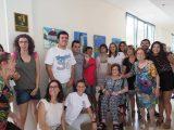 Exposición pictórica y venta de cuadros en Ibiza a beneficio de APFEM