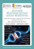 'Jornada Multidisciplinar sobre Miastenia', el 4 de octubre en Requena