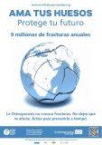 Este viernes, 20 de octubre, se celebra el Día Mundial de la Osteoporosis