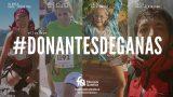Campaña #Donantesdeganas de la FEFQ para promover el ejercicio físico