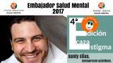 El chef Xanty Elías, 'Embajador de la Salud Mental 2017' de FEAFES Huelva