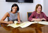 Convenio para garantizar la accesibilidad universal en Santander
