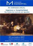 XV Jornada 'Ingresos y hospitalidad' de Fundación Manantial
