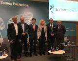 Parlamentarios, sanitarios y asociaciones defienden la necesidad de que los pacientes participen en la vida pública en España