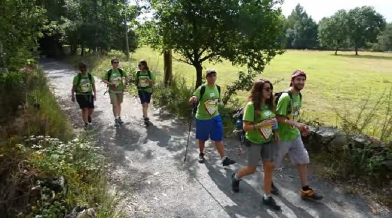 V Encuentro Para J 243 Venes Caminando A Santiago De Menudos