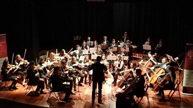 Orquesta de la Universidad de Oviedo.