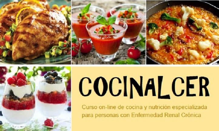 Curso on line de cocina y nutrici n para pacientes con erc - Cursos de cocina en malaga ...