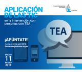 Curso 'Aplicación de las TIC en la intervención con personas con TEA'