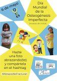 '#AbrazosNoFracturan' en el Día Mundial de la Osteogénesis Imperfecta