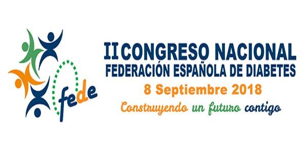 e47fd0ca33 Abierta la inscripción en el II Congreso de la Federación Española de  Diabetes