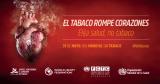 'El tabaco rompe corazones', este jueves en el Día Mundial Sin Tabaco