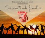 ASEM Galicia celebra su Encuentro de Familias en el CREER de Burgos