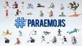 Recogida de firmas para la inclusión de emojis de los deportes paraolímpicos