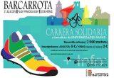 Carrera nocturna solidaria a beneficio de FEDER, el sábado en Barcarrota
