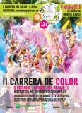 Abierta la inscripción en la II Carrera de Color de FEAFES Andalucía
