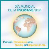 'Psoriasis. Tómatela en serio', este lunes en el Día Mundial de la Psoriasis